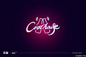 个性酷炫!36款cool house字体设计